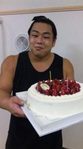 北皇くん誕生日